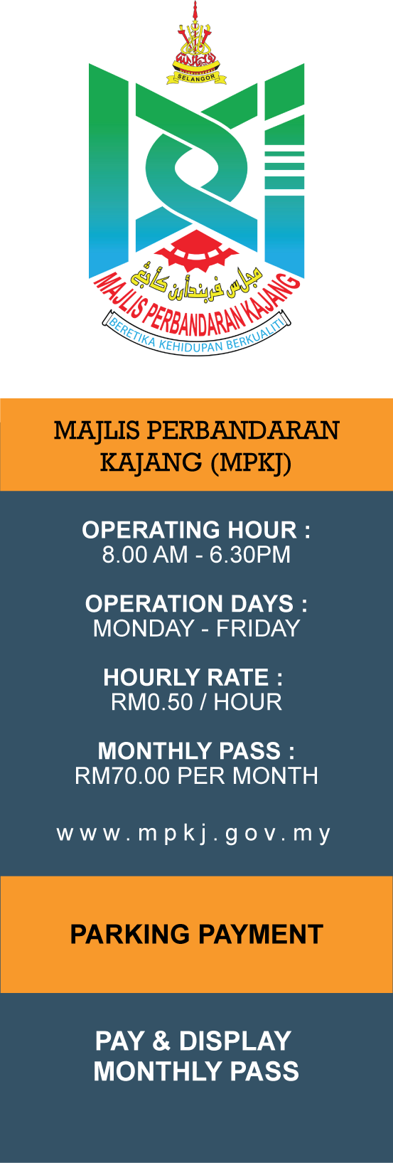 MPKJ Operating Hours