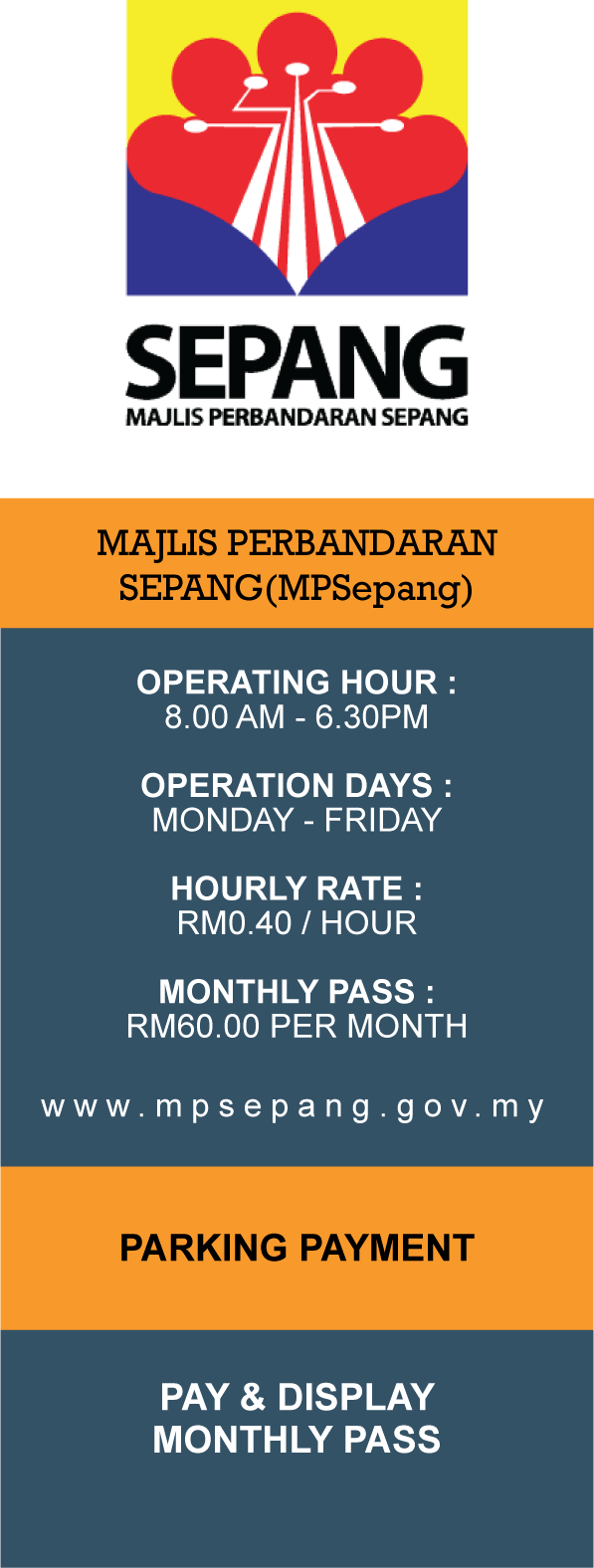 MPSepang Operating Hours
