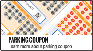Parking Coupon